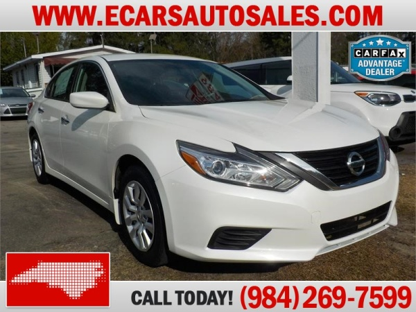 2016 Nissan Altima in Raleigh, NC