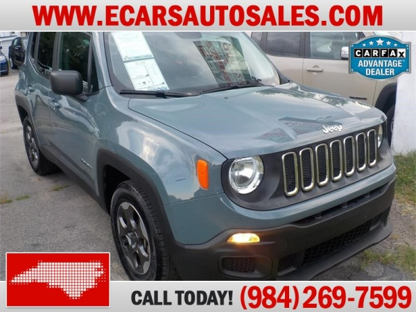 2017 Jeep Renegade in Raleigh, NC