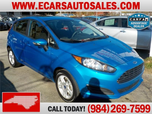 2017 Ford Fiesta in Raleigh, NC