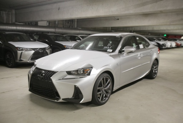 2020 Lexus IS in Beverly Hills, CA