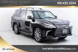 2017 Lexus Lx 570 For In Beverly Hills Ca