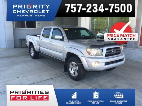 2010 Toyota Tacoma Double Cab 6.1' Bed V6 4WD Automatic