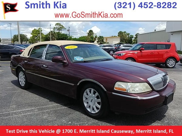 Used Lincoln Town Car For Sale In Kissimmee Fl U S News World