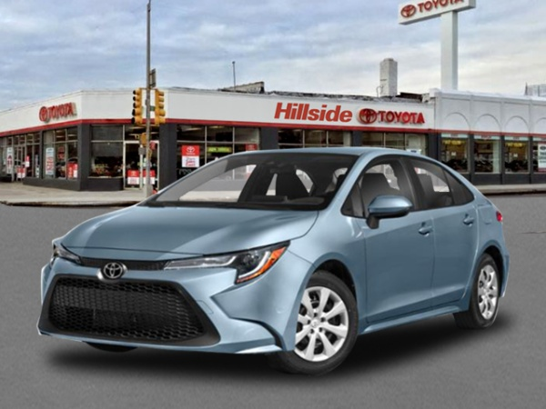 2020 Toyota Corolla in Jamaica, NY