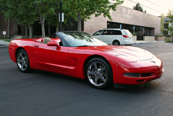 2001 Chevrolet Corvette in Laguna Niguel, CA