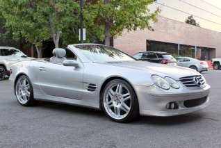 2007 Mercedes Benz Sl 550 V8 Roadster For In Laguna Niguel Ca