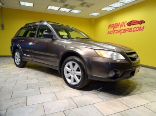 outback manual 2008