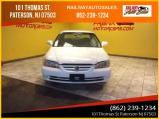 Perfect Used 2001 Honda Accord LX Sedan Auto ULEV For Sale In Paterson, NJ