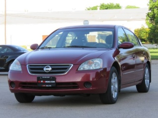 Used 2003 Nissan Altima 2.5 S Auto For Sale In Richardson, TX