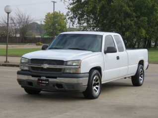 2005 Chevrolet Silverado 1500 Ls Extended Cab Long Box 2wd For In Richardson Tx