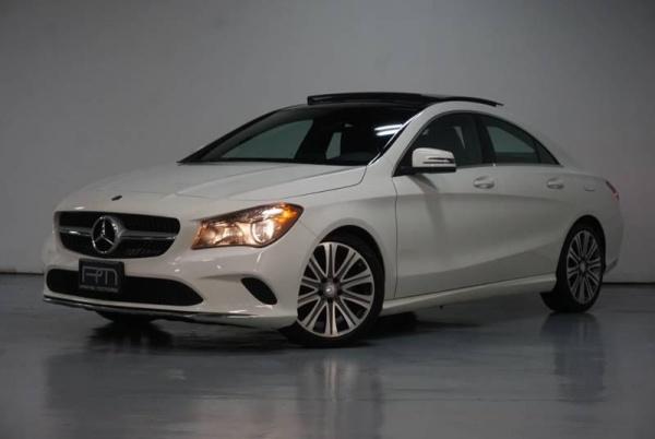 2017 Mercedes-Benz CLA in Warren, MI