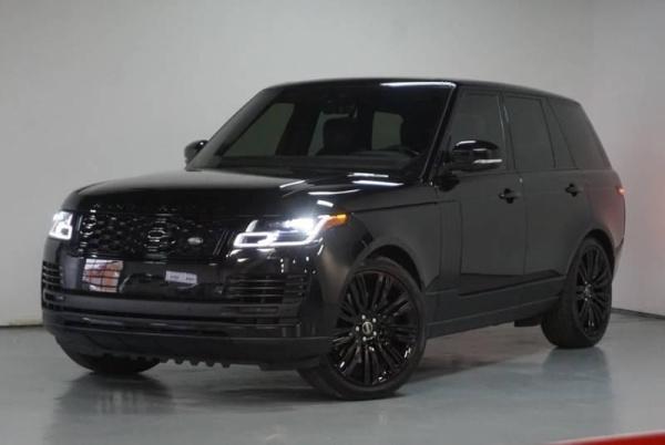 2018 Land Rover Range Rover in Warren, MI