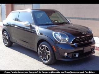 2017 Mini Cooper Paceman S Fwd For In Mesa Az