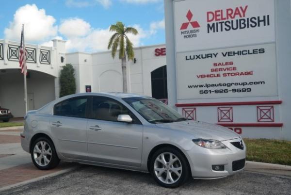 2008 Mazda Mazda3 in Delray Beach City, FL