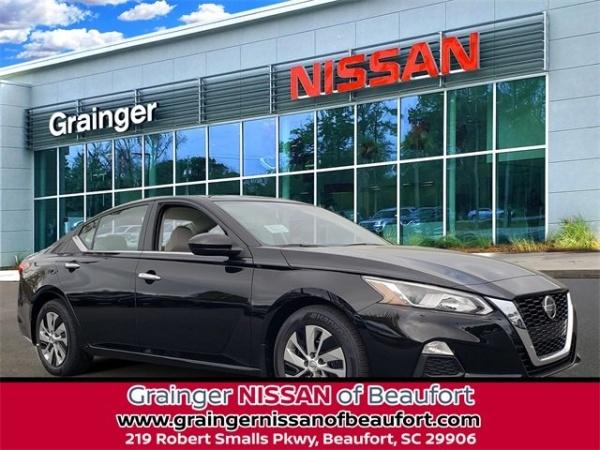 2020 Nissan Altima in Beaufort, SC