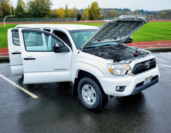 2013 Toyota Tacoma in Brush Prairie, WA