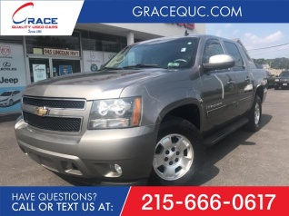 2009 Chevrolet Avalanche 1500 Lt With 1lt 4wd For In Morrisville Pa