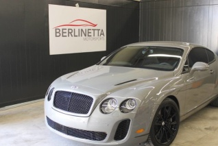 2010 bentley continental supersports coupe for sale in dallas, tx
