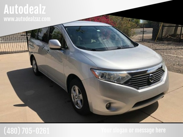 2012 Nissan Quest in Tempe, AZ