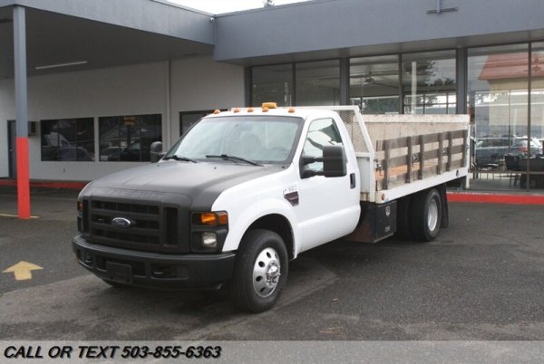 2008 Ford Super Duty F-350 Chassis Cab in Portland, OR
