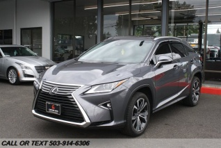 2017 Lexus Rx 350 Awd For In Portland Or