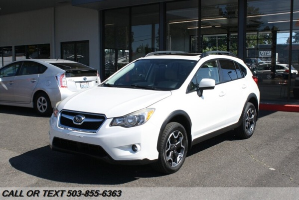 2014 Subaru XV Crosstrek in Portland, OR