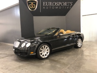 2007 Bentley Continental Gt W12 Convertible For In Salt Lake City Ut