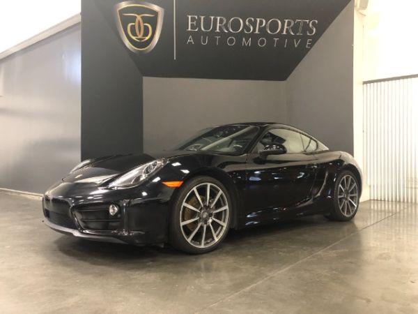 2016 Porsche Cayman in Salt Lake City, UT