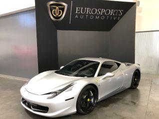 Used Ferrari 458 Italias For Sale Truecar