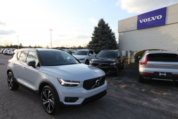 2020 Volvo XC40 in Perrysburg, OH