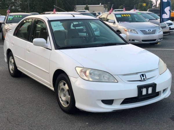 2005 Honda Civic In Spotsylvania Va
