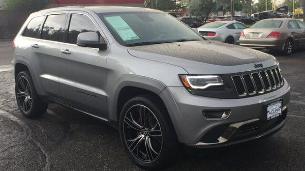 2016 Jeep Grand Cherokee in Colorado Springs, CO