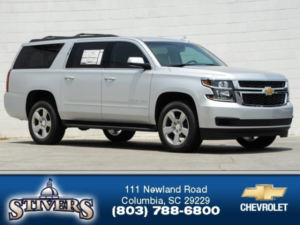 2019 Chevrolet Suburban in Columbia, SC