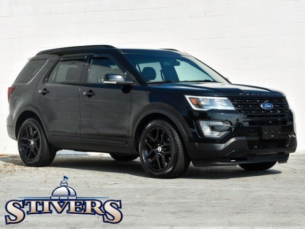 2016 Ford Explorer in Columbia, SC