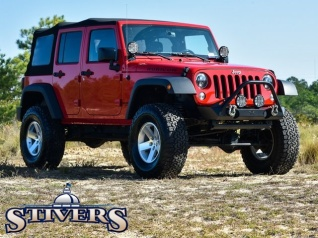 Jeep Wrangler For Sale In Sc >> Used Jeep Wranglers For Sale In Rock Hill Sc Truecar
