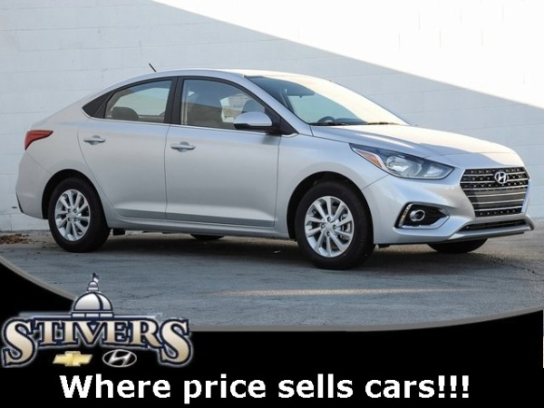 Hyundai Columbia Sc >> 2019 Hyundai Accent Sel Automatic For Sale In Columbia Sc Truecar