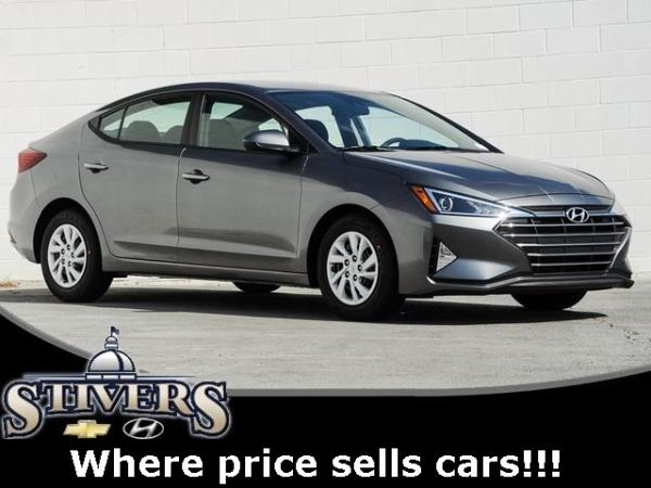Hyundai Columbia Sc >> 2020 Hyundai Elantra Se 2 0l Cvt For Sale In Columbia Sc