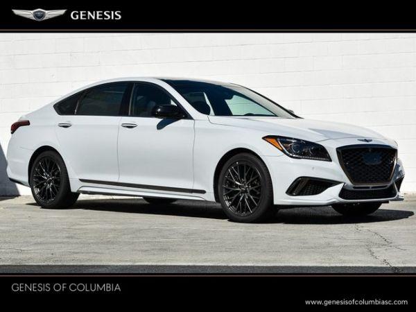 2020 Genesis G80