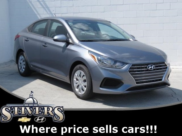 Hyundai Columbia Sc >> 2019 Hyundai Accent Se Automatic For Sale In Columbia Sc Truecar