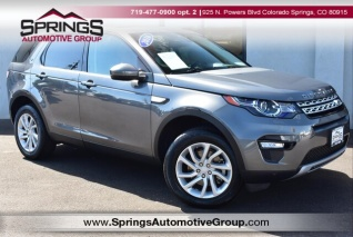 Land Rover Colorado Springs >> Used Land Rovers For Sale In Colorado Springs Co Truecar