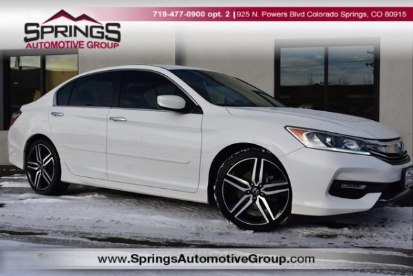 2017 Honda Accord in Colorado Springs, CO