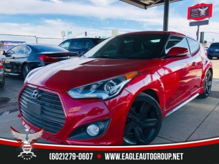 91629fefac5 2013 Hyundai Veloster Turbo with Black Interior Automatic for Sale in  Phoenix