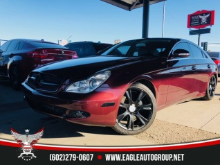 Used 2008 Mercedes Benz CLS CLS 550 For Sale In Phoenix, AZ
