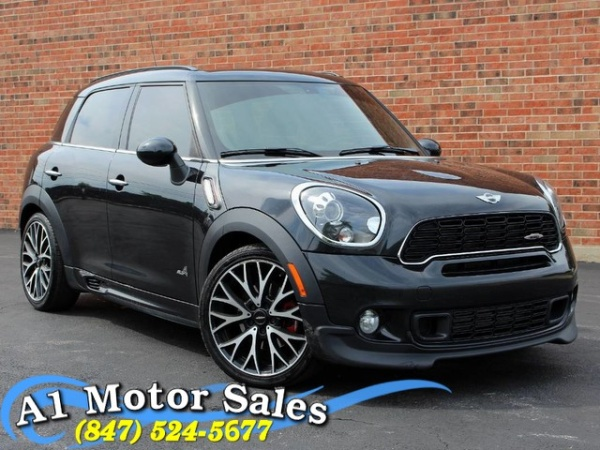 2013 Mini Cooper Countryman John Cooper Works All4 For Sale In