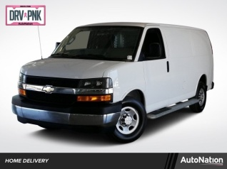 Used Chevrolet Express Cargo Vans for Sale   TrueCar