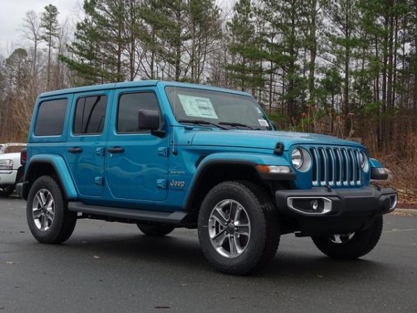 2020 Jeep Wrangler in Hillsborough, NC