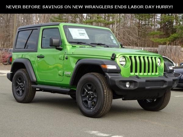 2019 Jeep Wrangler in Hillsborough, NC