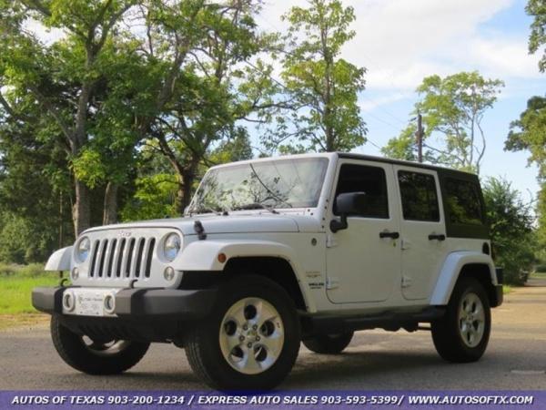 2015 Jeep Wrangler in Tyler, TX