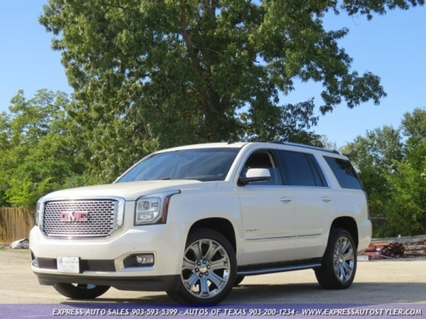 used gmc yukon for sale in tyler tx u s news world report. Black Bedroom Furniture Sets. Home Design Ideas