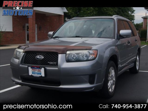 2008 Subaru Forester Sports 25xt Auto For Sale In South Bloomfield